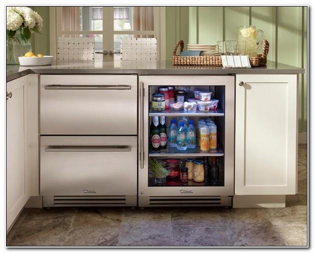 Built In Under Cabinet Refrigerator