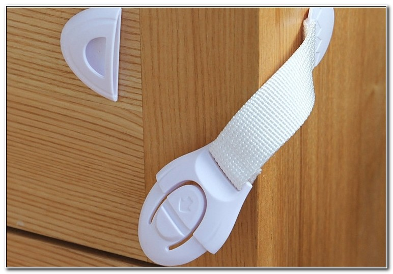 Cabinet And Drawer Safety Locks