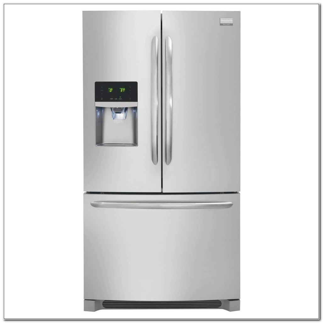 Cabinet Depth French Door Refrigerators
