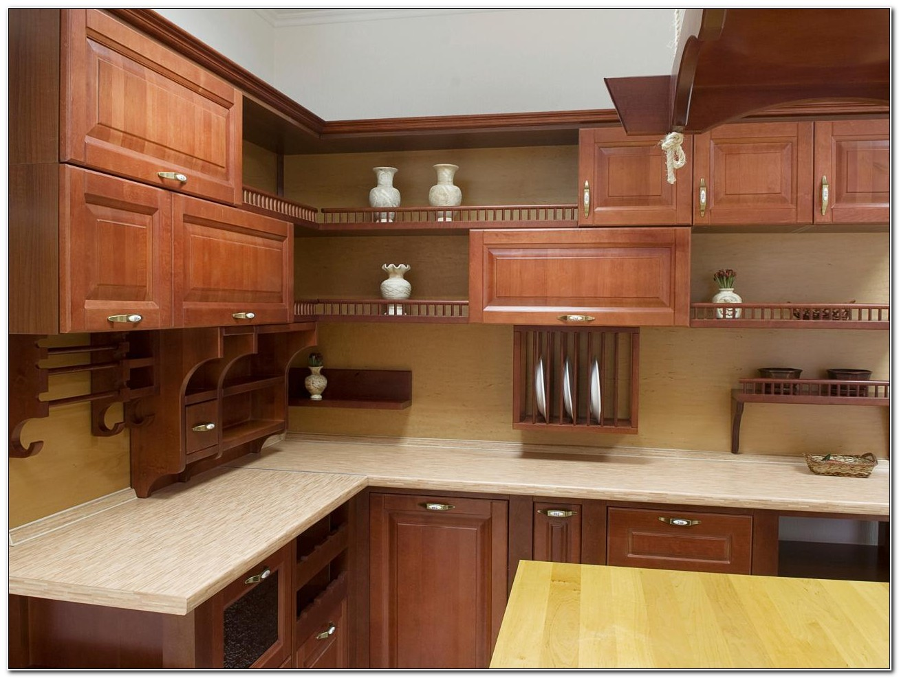 Cabinet Designs For Kitchens