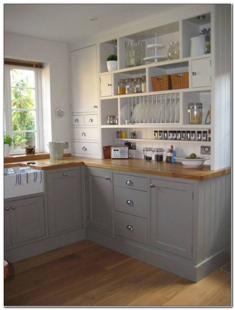 Cabinet Designs For Small Kitchens