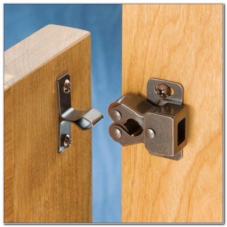 Cabinet Door Latches And Locks