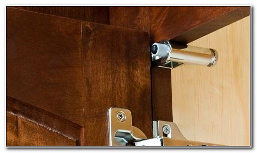 Cabinet Door Soft Close Pin Damper