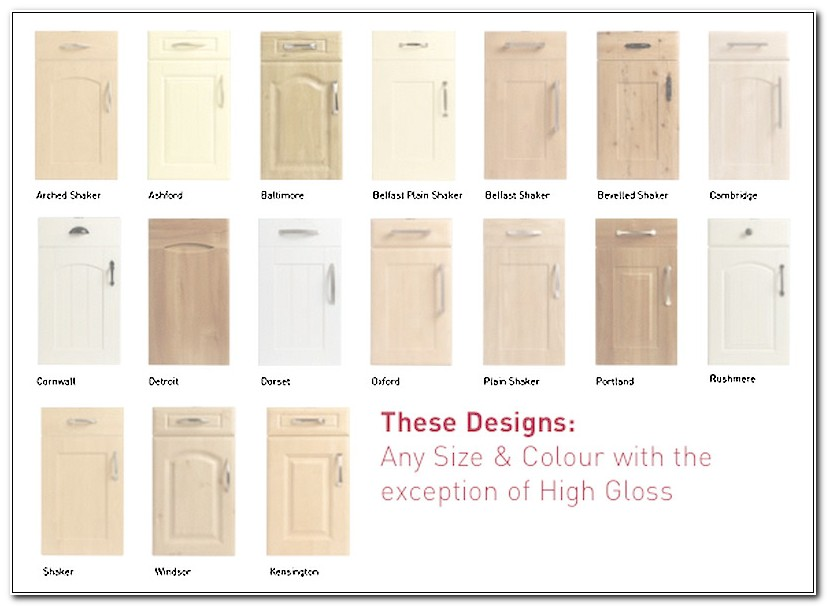 Cabinet Doors And Drawer Fronts Cheap