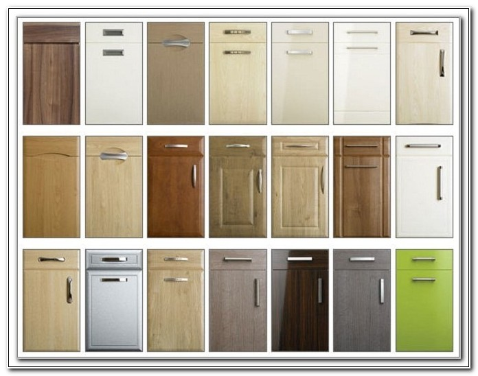Cabinet Doors Replacement And Drawer Fronts