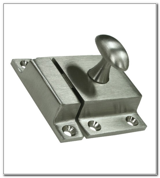 Cabinet Latches And Locks