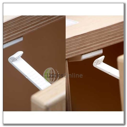 Cabinet Latches Baby Proof