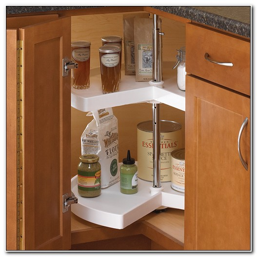 Cabinet Lazy Susan Turntable