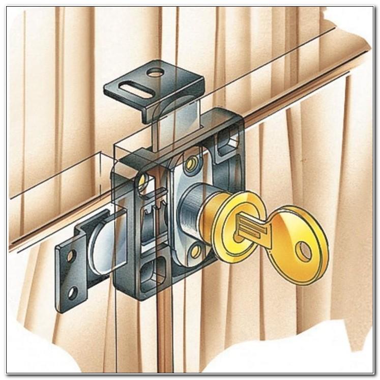 Cabinet Locks For Double Doors