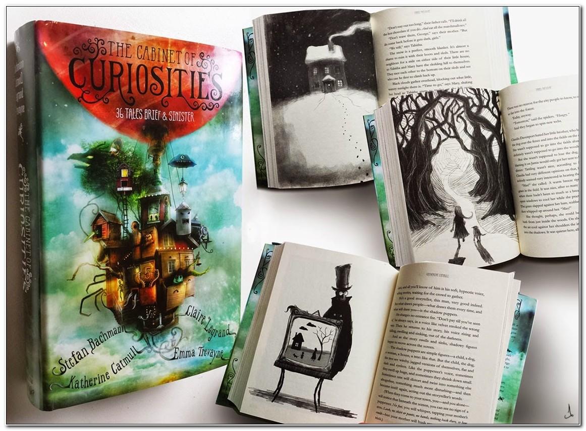 Cabinet Of Curiosities Book Summary