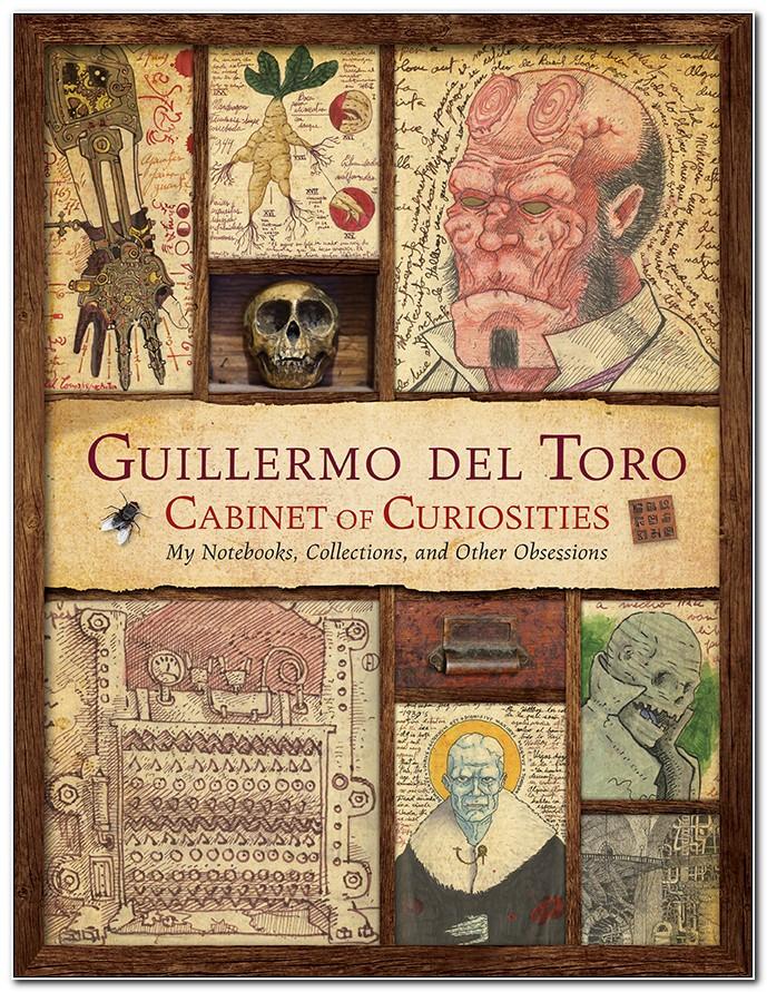 Cabinet Of Curiosities Book Toro