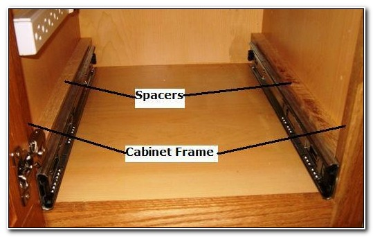 Cabinet Pull Out Shelf Plans