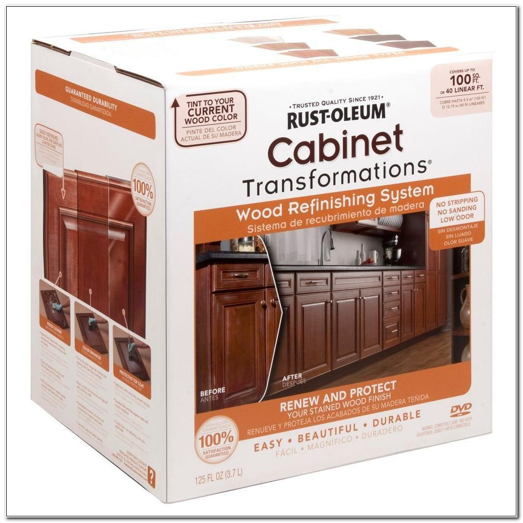 Cabinet Refacing Kit Home Depot