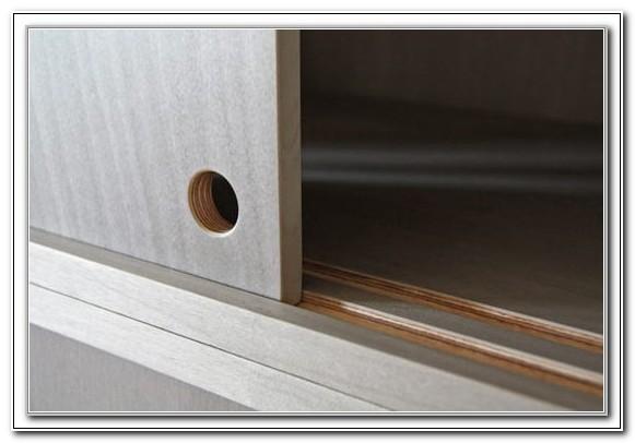 Cabinet Sliding Door Track