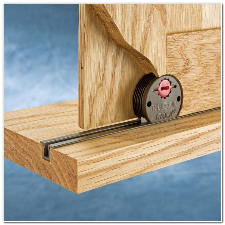Cabinet Sliding Door Tracks And Rollers
