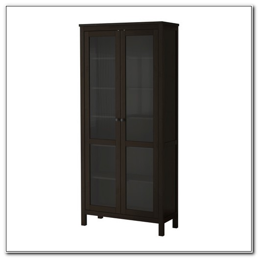 Cabinets With Glass Doors Ikea