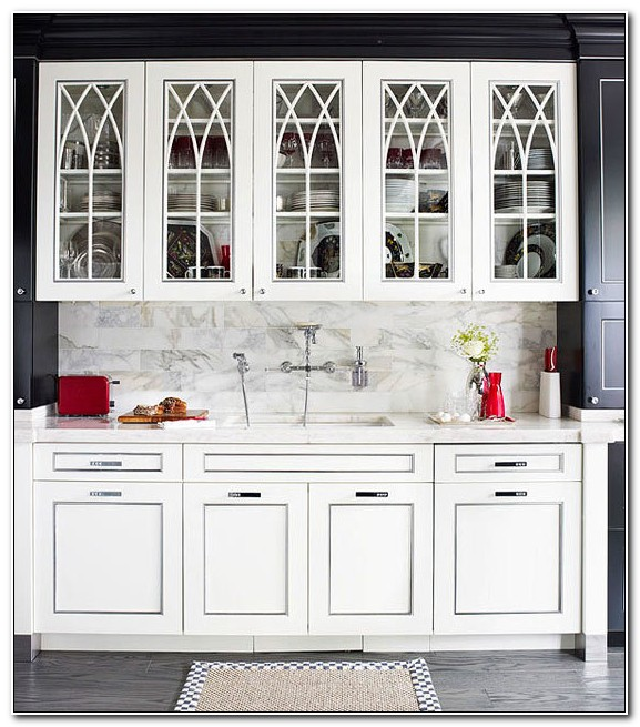 Cabinets With Glass Fronts