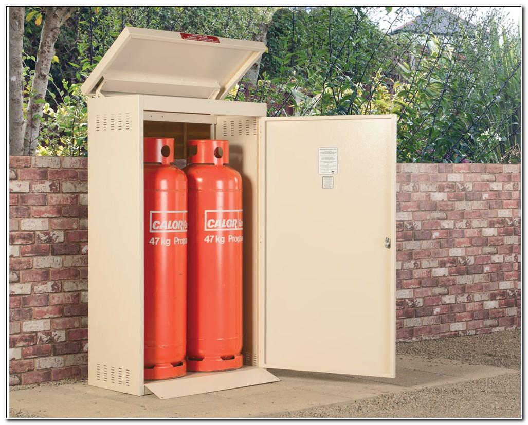 Calor Gas Cylinder Storage Cabinets