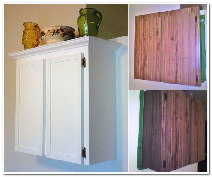 Can You Paint Formica Cabinet Doors
