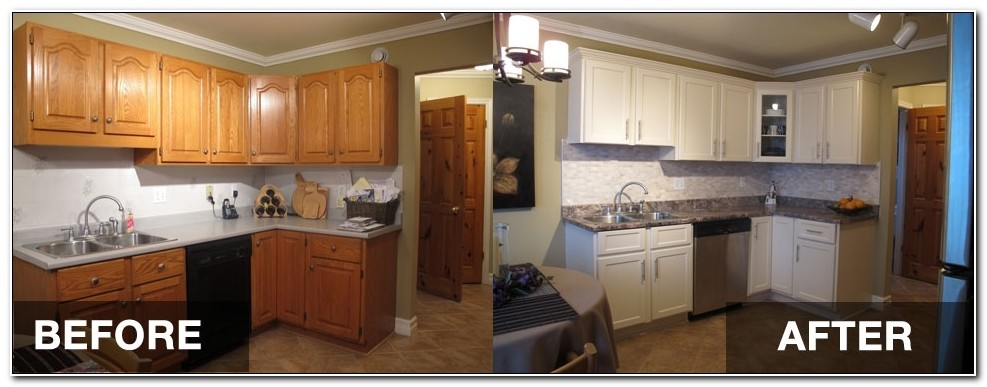 Can You Reface Kitchen Cabinets