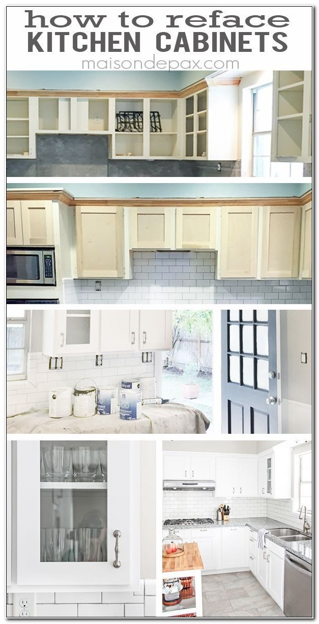 Can You Reface Your Own Kitchen Cabinets