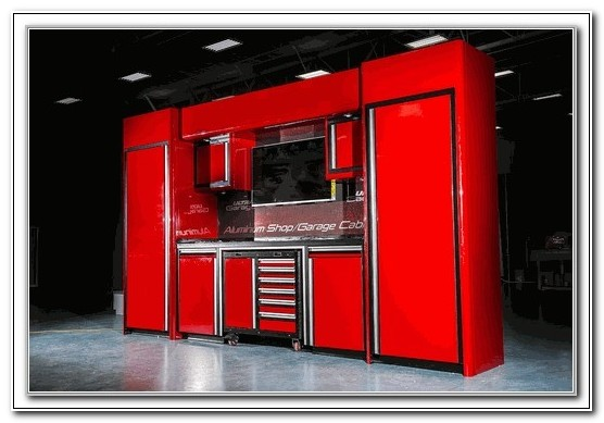 Car Guy Garage Garage Cabinets