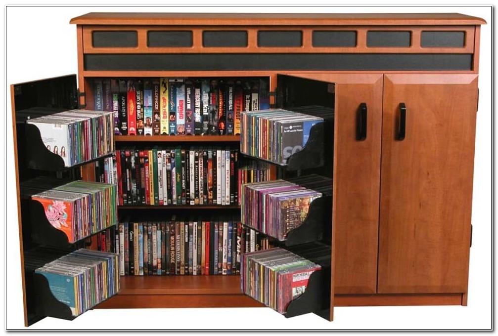 Cddvd Storage Cabinet Plans