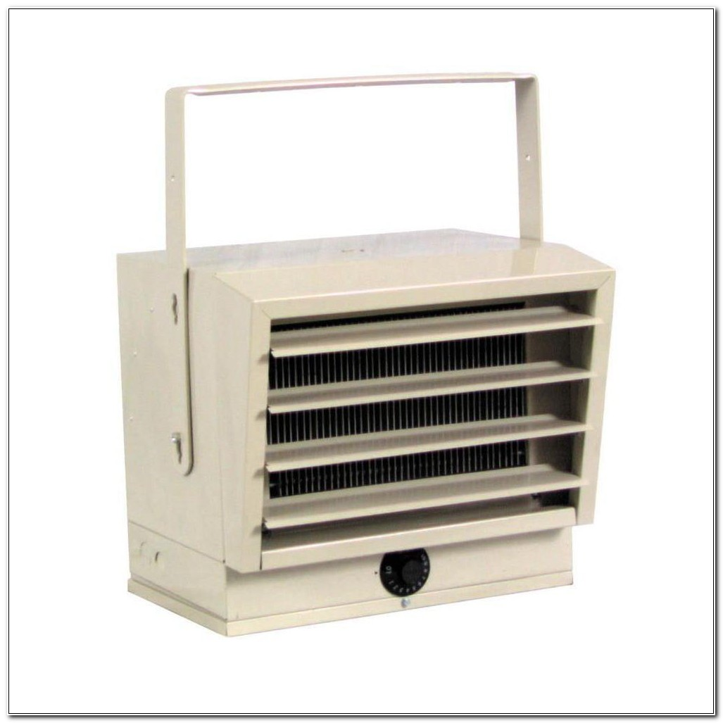 Ceiling Mounted Electric Cabinet Unit Heaters