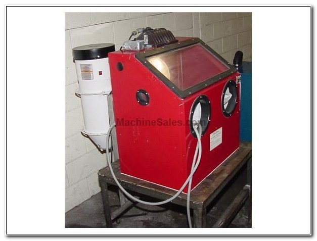 Central Pneumatic Blast Cabinet Dust Collector