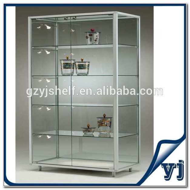 Cheap Lockable Glass Display Cabinets