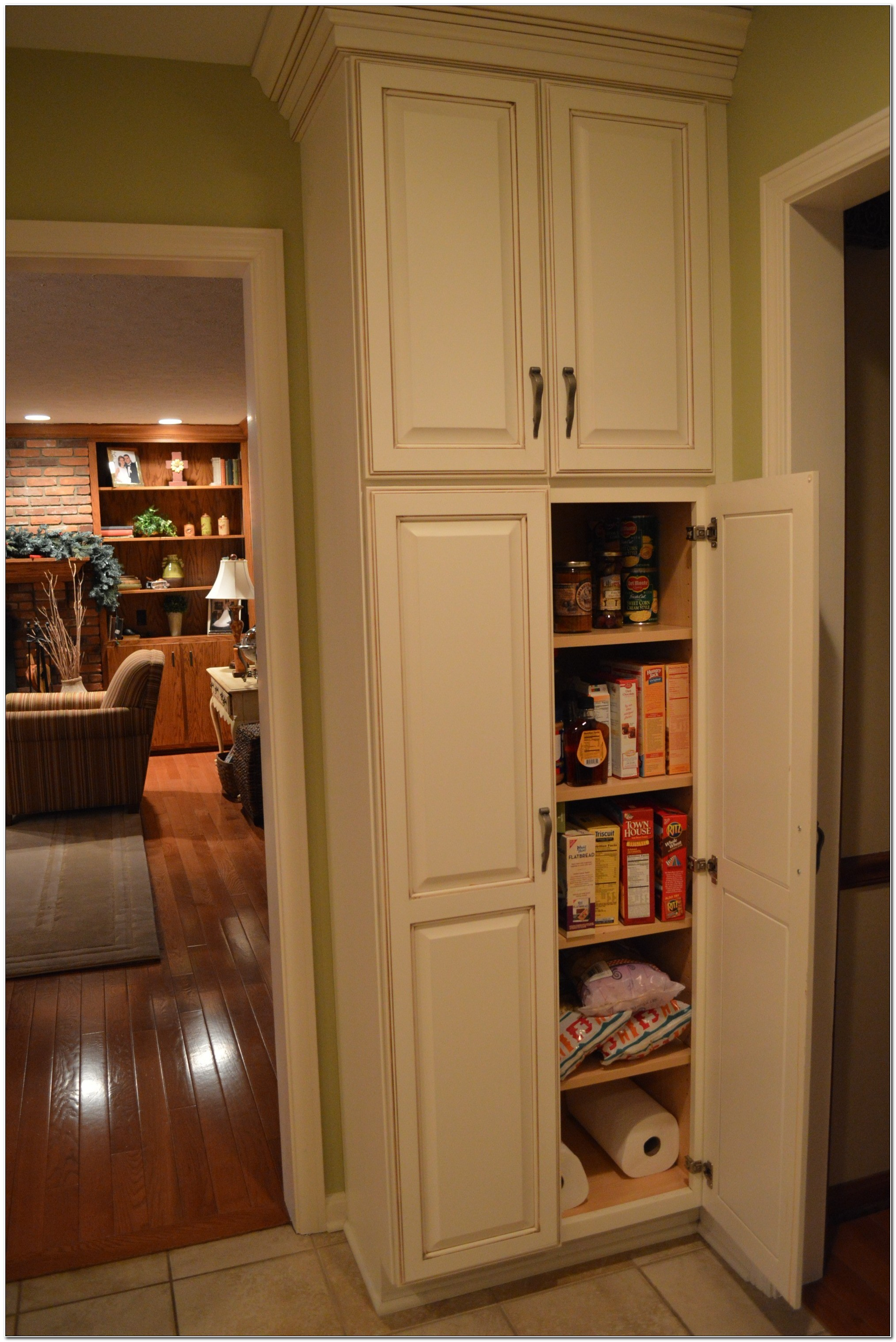 Cheap Tall Pantry Cabinet With Doors