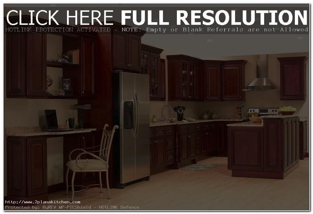 Cherry Wood Kitchen Cabinets Uk