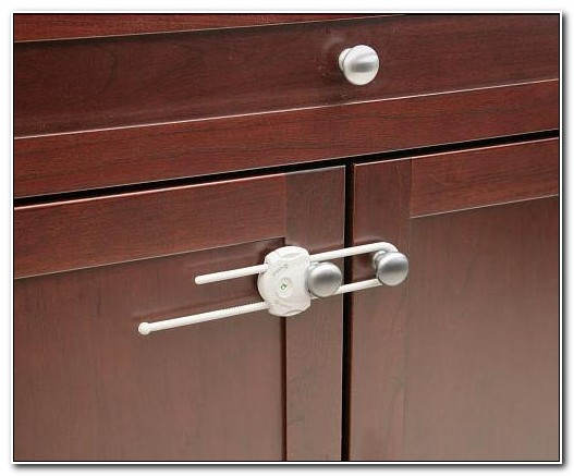 Child Proof Cabinet Latches