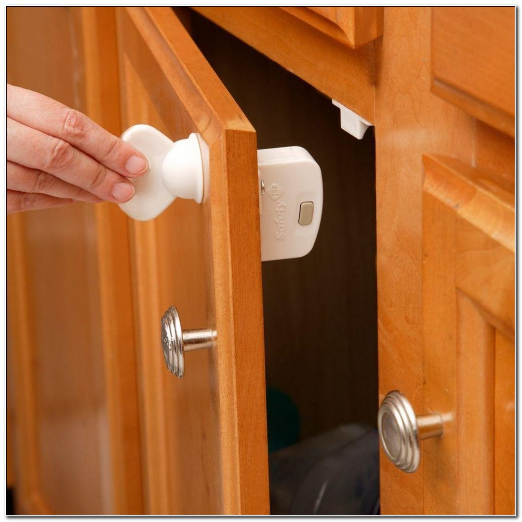 Child Proof Cabinet Locks Home Depot