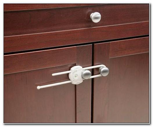 Child Proof Cabinet Locks No Screws