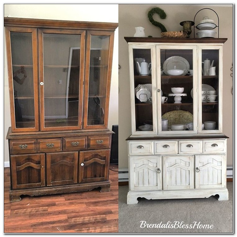 China Cabinet Hutch Ideas