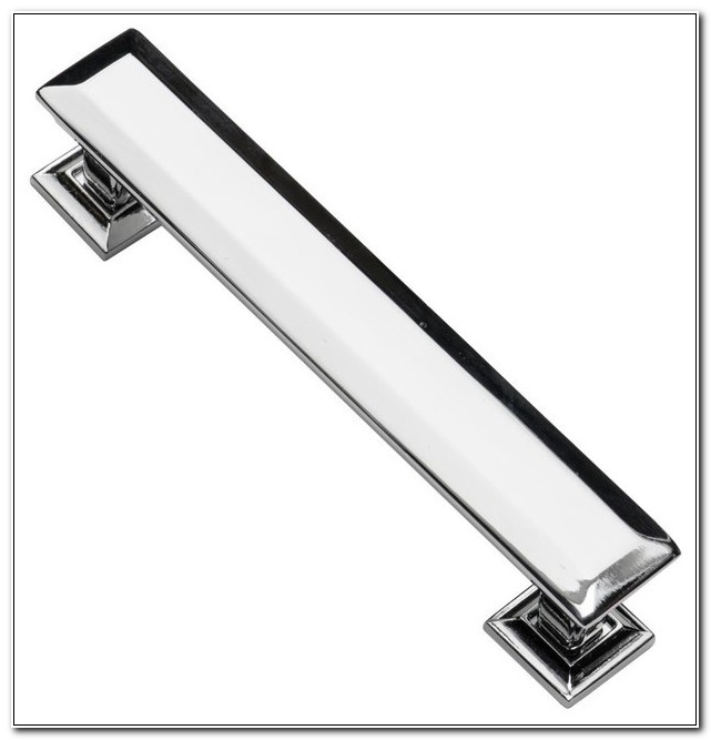 Chrome Handles For Kitchen Cabinets