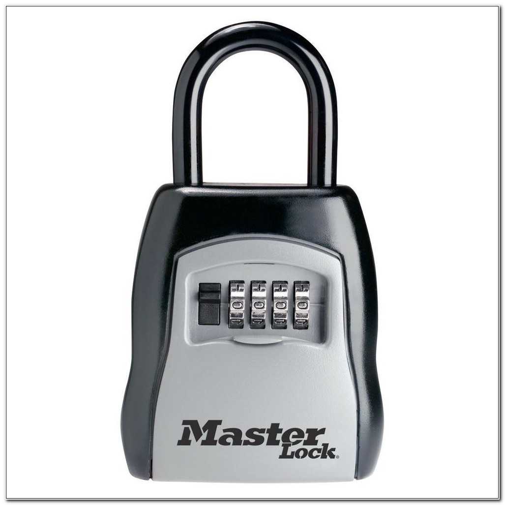 Combination Key Lock Box Home Depot
