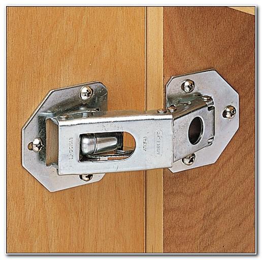 Concealed Overlay Cabinet Door Hinges