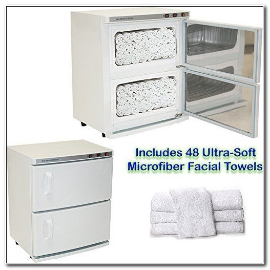 Cordial Double Drawer Hot Towel Warmer Cabinet