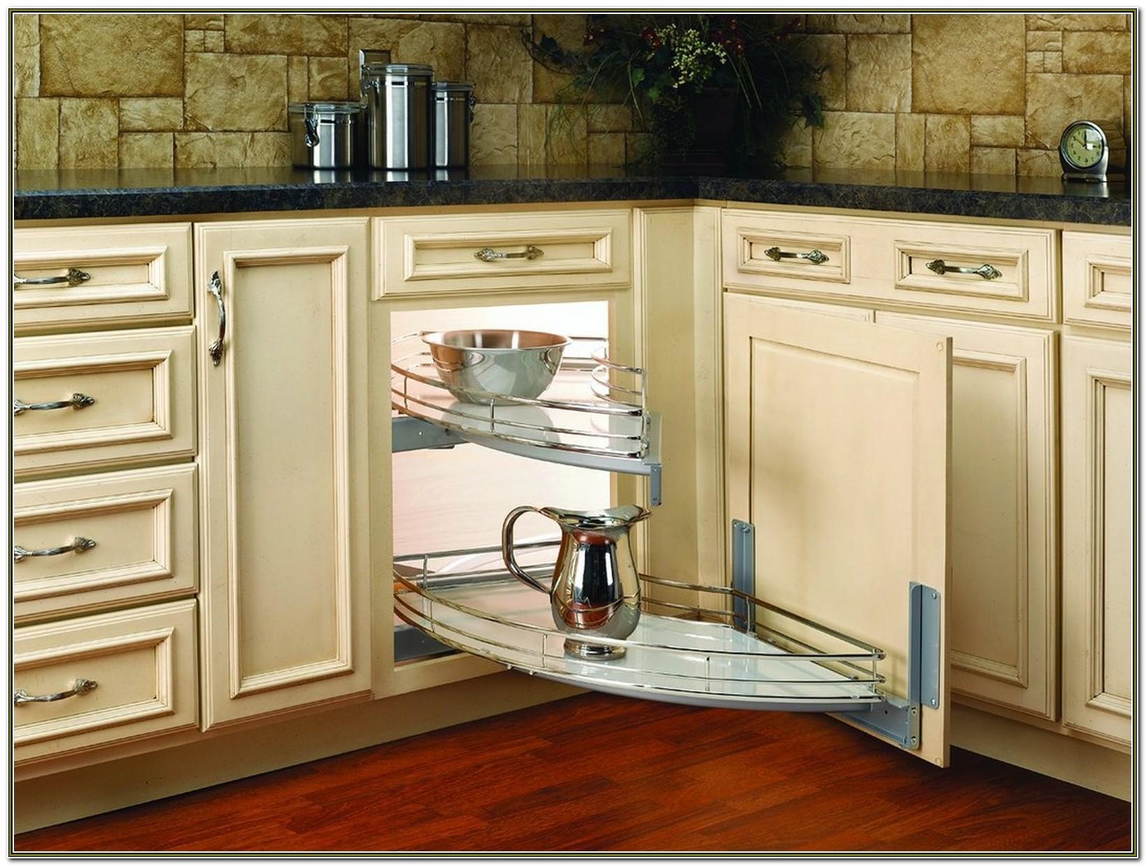 Corner Cabinet Pull Out Shelf