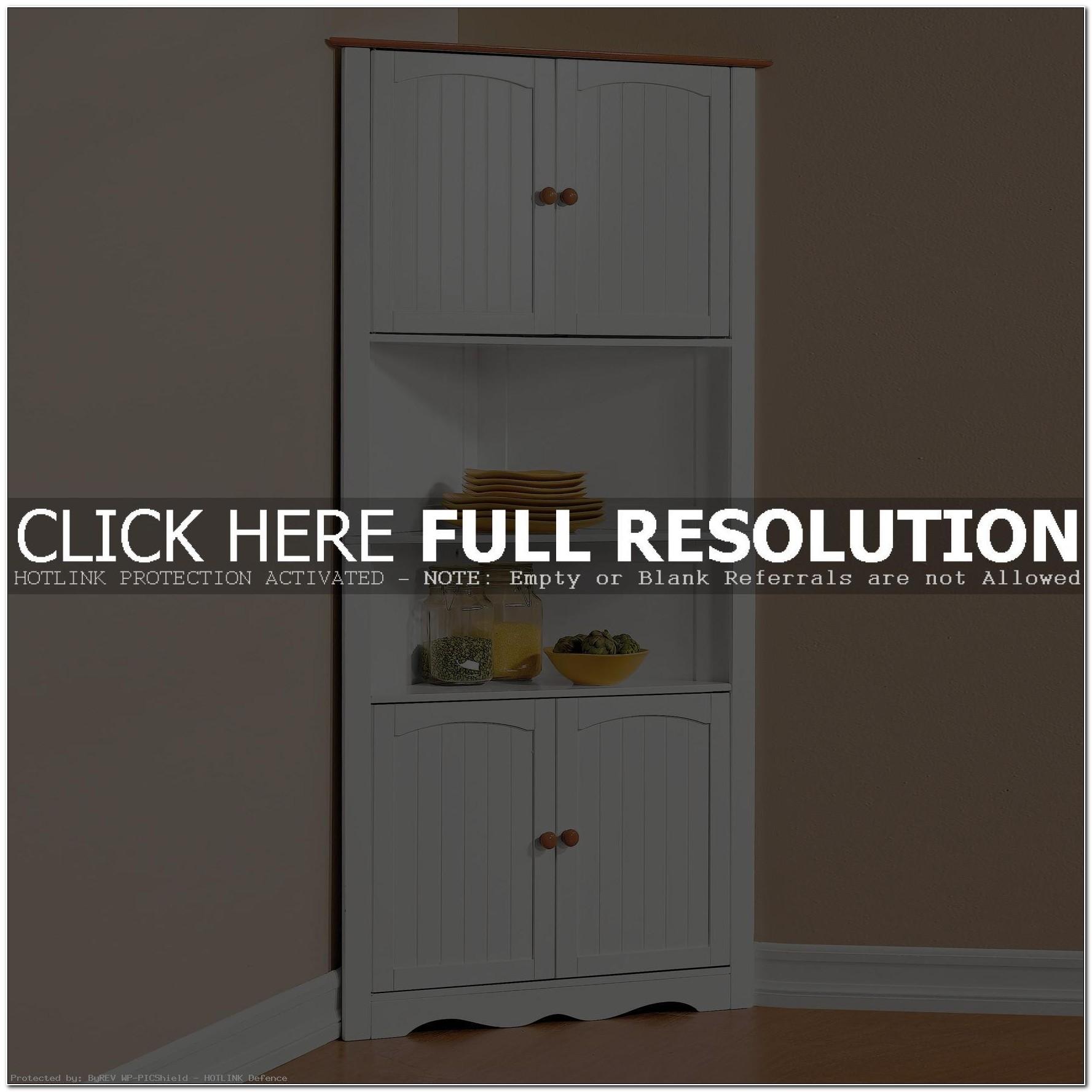 Corner Kitchen Cabinet Free Standing