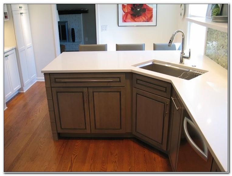 Corner Kitchen Sink Cabinets
