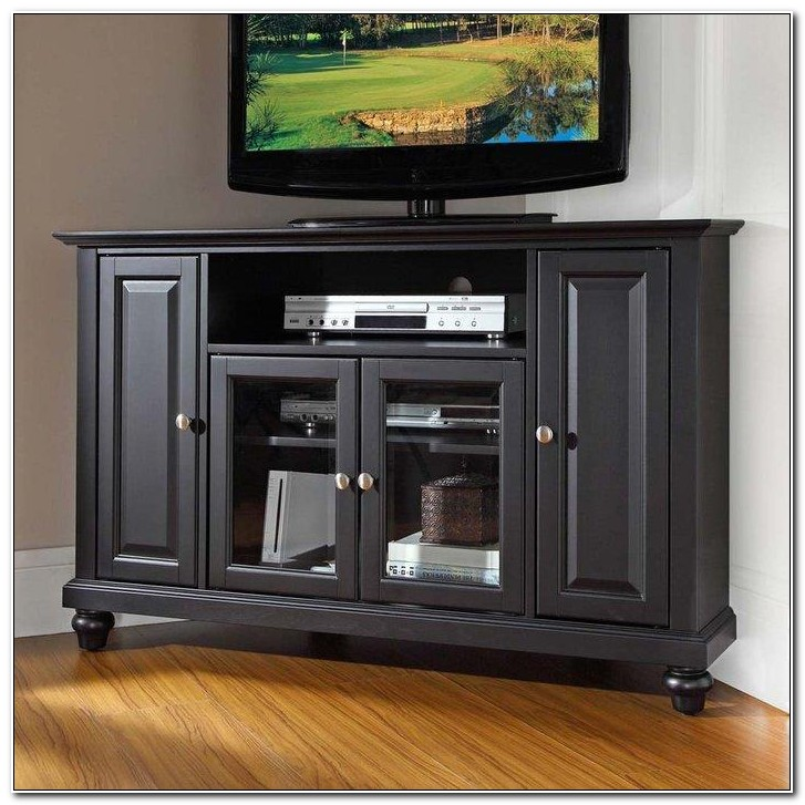 Corner Television Stands And Cabinets