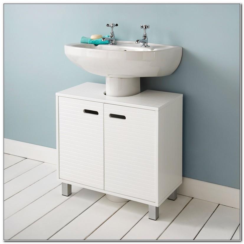 Corner Under Sink Cabinet