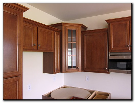 Corner Wall Cabinets For Kitchen