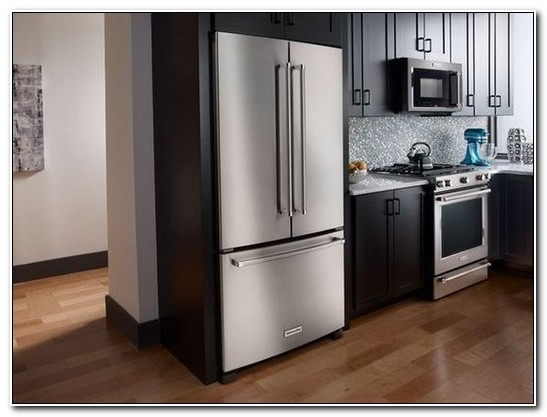 Counter Depth Refrigerator Dimensions Kitchenaid