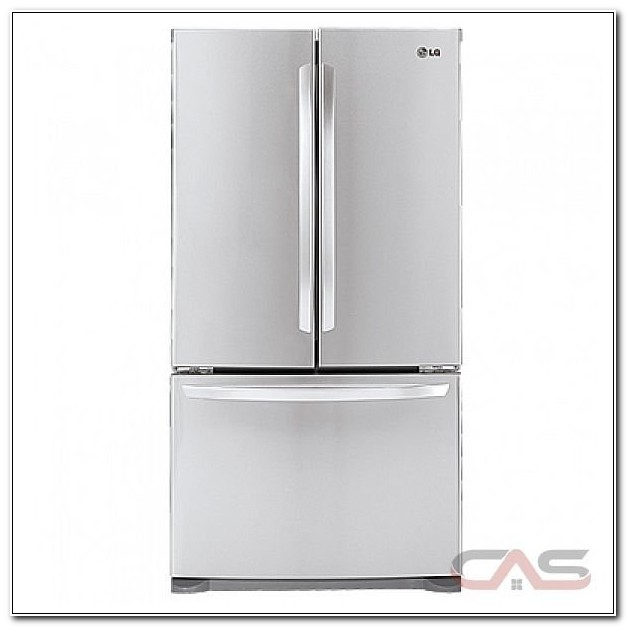 Counter Depth Refrigerator French Door Canada