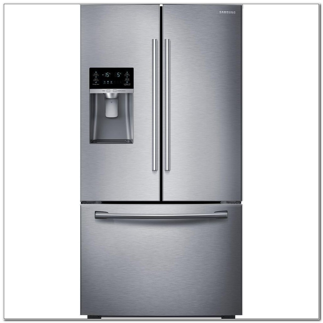 Counter Depth Refrigerator French Door Samsung