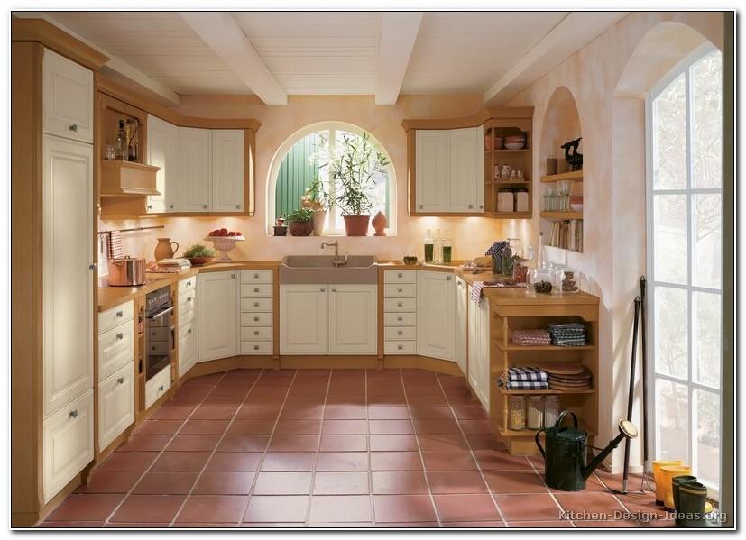 Country Cottage Kitchen Design Ideas
